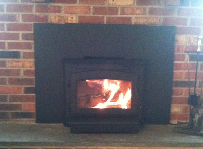 I would recommend this item to a friend. - Napoleon Timberwolf EPI22 EPA Wood Burning Fireplace Insert With