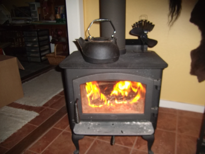 I would recommend this item to a friend. - Caframo Ecofan UltraAir 810 Heat Powered Wood Stove Fan