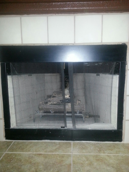 Glass Fireplace Doors Screens and Enclosures