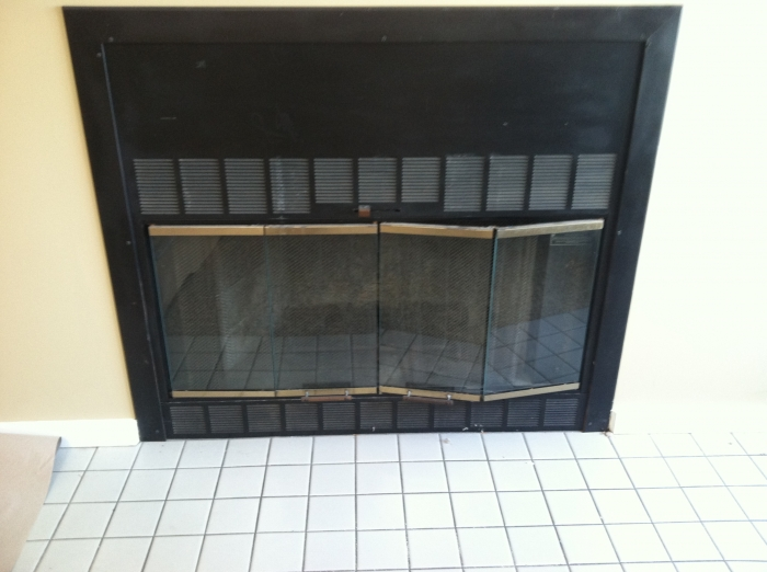 Gas Fireplace Doors Screens And Covers