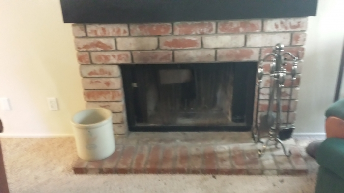 Fireplace Liners, Inserts, Panels, and Parts