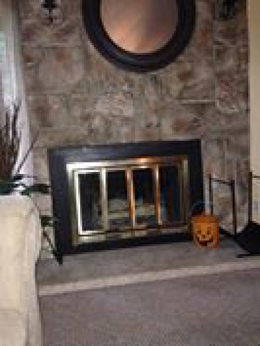 When you purchase an approved fireplace