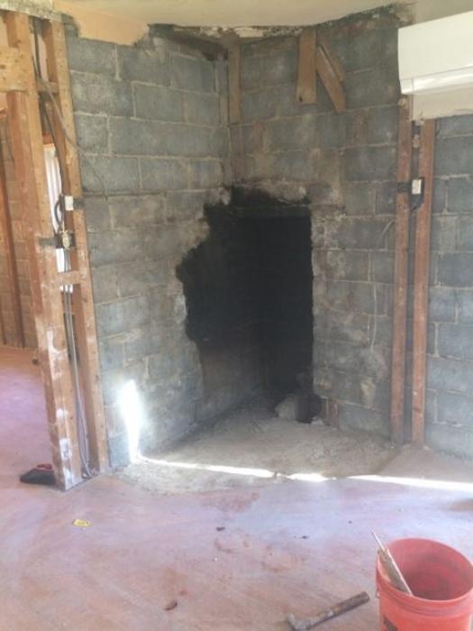 Wood Burning Fireplaces Freestanding Zero Clearance