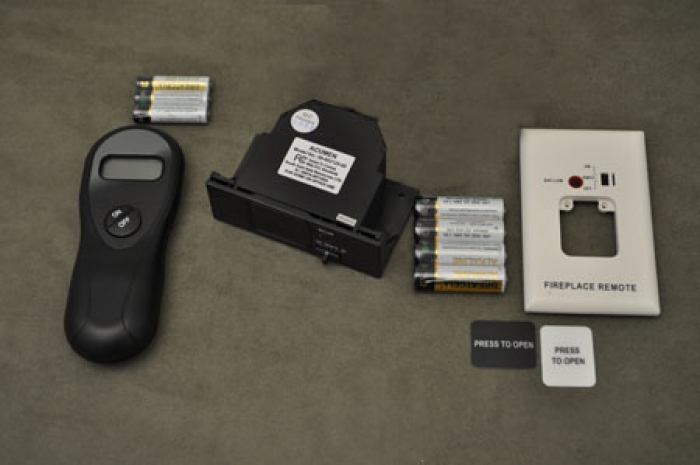 Acumen RCK M Manual f DC Remote Control Kit For